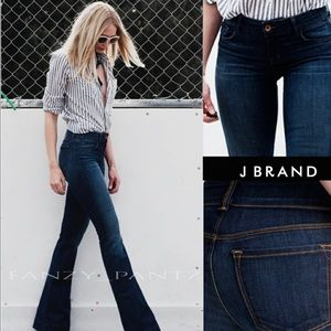J Brand Love Story Trouble Dark denim Jeans
